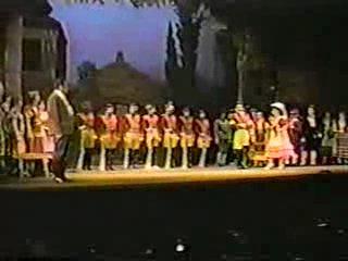 """...Доницетти - Ария Белькоре из оперы  """"Любовный напиток """" смотреть онлайн."""